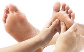 Riflessologia del piede